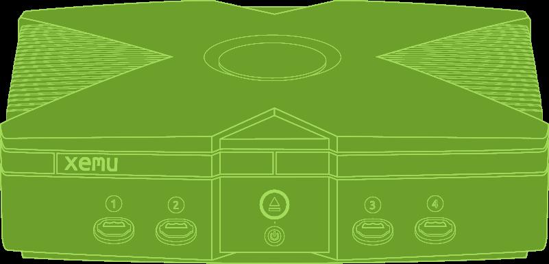 Xemu Original Xbox Emulator